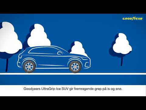 UltraGrip Ice SUV | Goodyear