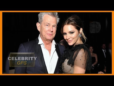 David Foster and Katharine McPhee are engaged - Hollywood TV