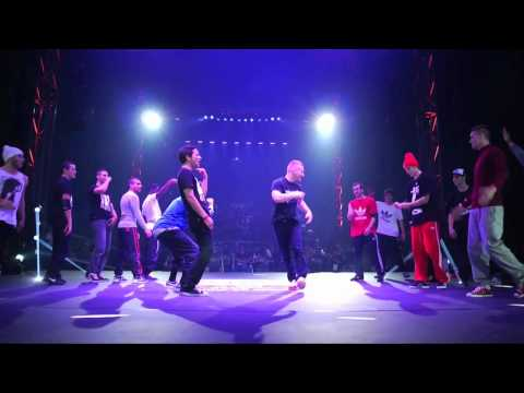TEAM BBOY FRANCE vs SOUTH FRONT | CREW BATTLE | CHELLES BATTLE PRO 2012 WWW.BBOYWORLD.COM