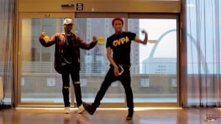 Gucci Mane Both feat. Drake (Dance Video) @Teamrocket314