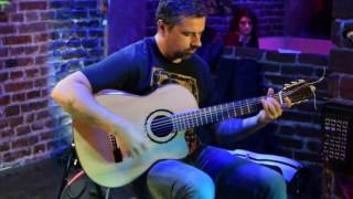 Ben Woods - Holy Wars (Megadeth) Flamenco Guitar - Live in Bulgaria