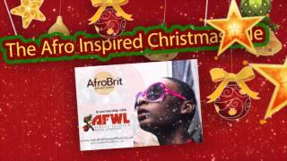 AFROBRIT DESIGN SHOW London - The Afro Inspired Christmas