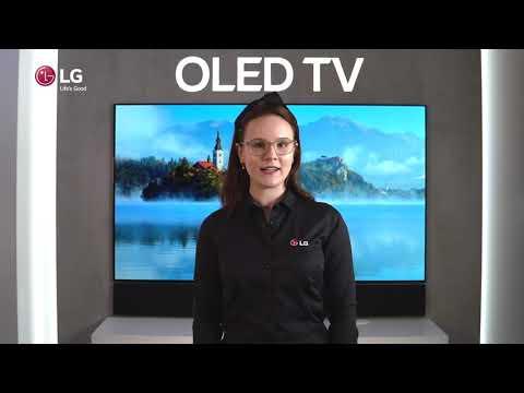 LG OLED C1 - Kombinerer OLED og AI for en enestående opplevelse.