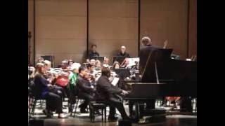 Rachmaninoff 3rd Piano Concerto - Adonis Gonzalez Live in Washington DC  (excerpts)