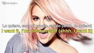 Meghan Trainor - Treat Myself [Lyrics English & Español Subtitulado]