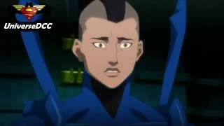 Besouro Azul contra Robin