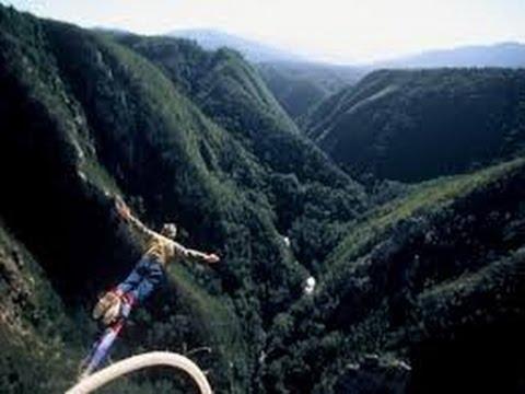 World's Highest Bungee Jump – Bloukrans, South Africa