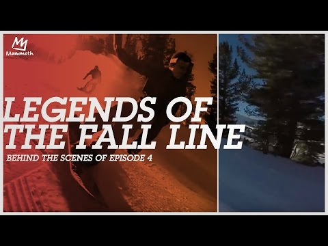 Legends of the Fall Line – Episode 4 behind the scenes