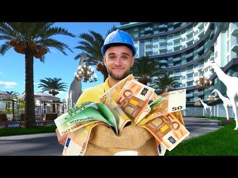 Доход. Куда вложить деньги - инвестиции в недвижимость в Турции. photo