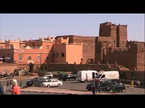 Ourzazate, Morocco Has Kasbahs and Movie Studios