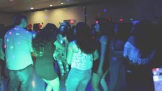 "DJ Wacho spinning @  Mario Reyes's ""17th Birthday"""