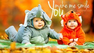 You Make Me Smile - Happy Instrumental Background Music for Video