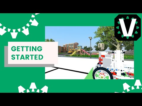 Virtual Robotics Toolkit: Camera Controls