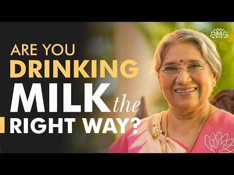 Milk - Know the Right Kind, the Right Way and the Right Time to Consume Milk | Dr. Hansaji Yogendra