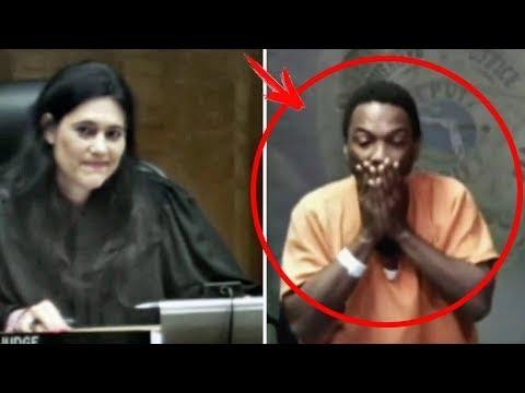 Una juez reconoce la cara del acusado ¡Fueron compañeros de clase y ESTO fue lo que pasó después!