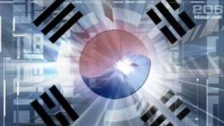 (asian tchno dance) korean techno song