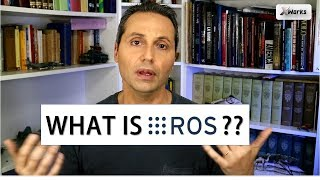 What is ROS (Robot Operating System)  Introduction to the Tutorials