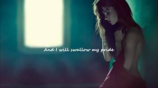Say something (Jasmine Thompson) Lyrics