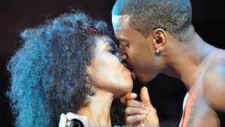 Trey Songz Kissing fans Compilation 2015