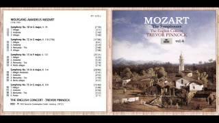 W. A. Mozart - Symphony No. 13 in F major, K.112: III. Menuetto and Trio