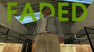 Alan Walker - Faded | GTA San Andreas Music Video