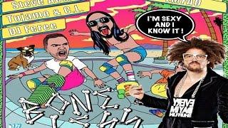 Steve Aoki, Chris Lake & Tujamo - Sexy And Boneless (DJ Feree Mashup)