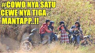 Ngintip, Ciduk Bocah Bocah  Pesta Lajang Di Semak, NANGIS !!!