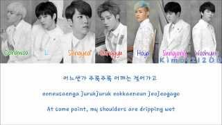 Infinite - Shower (소나기) [Hangul/Romanization/English] Color & Picture Coded HD