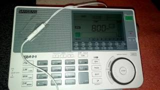 DX - LU15 Radio Viedma (800 kHz) captada desde Necochea