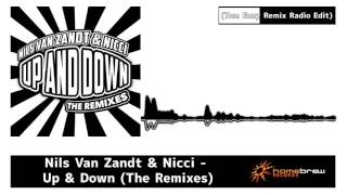 Nils Van Zandt & Nicci - Up & Down (The Remixes) (Tom Enzy Remix Radio Edit)