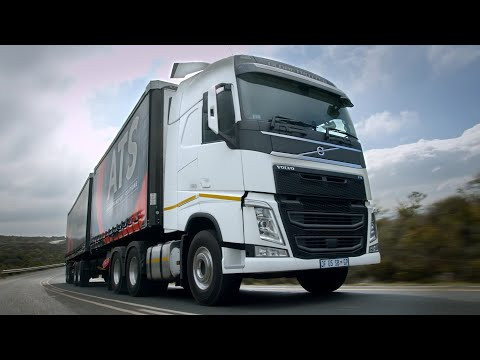 Volvo Trucks ? Saving fuel with Volvo Torque Assist ? Meet our customer: Africa Transport Solutions