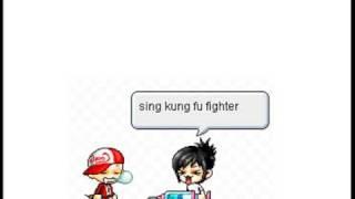 mmv: kung fu fighting by fat boy slim (Techno Dance Remix)