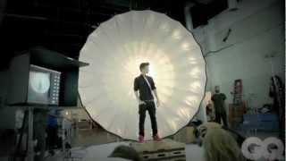 Justin Bieber - GQ Magazine Photoshoot (Behind The Scenes)