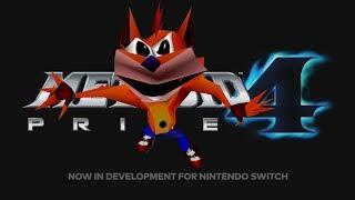 Crash Bandicoot Prime Woah