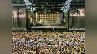 Michael Jackson The Toaster Test Live Studio Version In Oslo 1992
