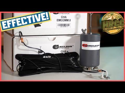 Chameleon EmComm II Amateur Ham Radio Antenna Review: Simple & Effective - GIVEAWAY!