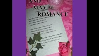 And Maybe Romance - Demo Song With Lyrics