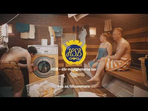 Kombinera tvättstuga med bastu? Vi löser det tillsammans!