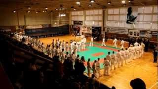 XXXII Mistrzostwa Śląska Karate Kyokushin - Jastrzębie Zdrój 2012