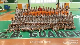 VIII Campus Baloncesto La Guancha 2017 - La mejor semana del año.