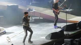 Queen + Adam Lambert - Stone Cold Crazy - Tauron Arena Krakow 02/21/2015
