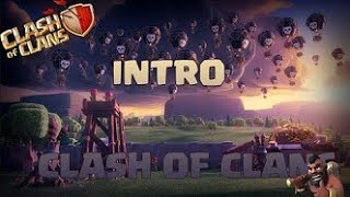 Clash of clans best intro without text
