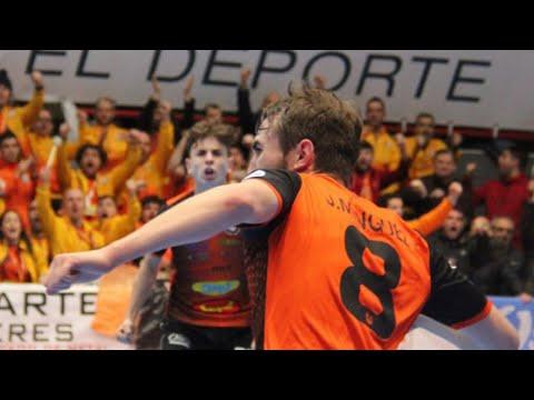 Los Mejores Goles del Aspil-Jumpers Ribera Navarra en la Temporada 2019/20