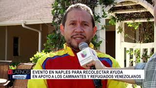 Apoye a los caminantes y refugiados de Venezuela