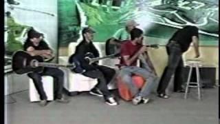 Entrevisa Banda Graúna na Band-AP