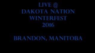 Crazy Horse Singers Live @ Dakota Nation Winterfest - Women's Traditional