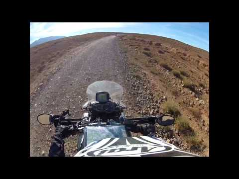 Morocco on a tiger 800 xc pt1