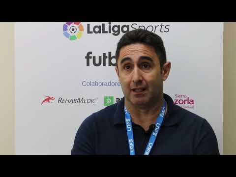 Juan Jiménez:  La estructura como club nos hace soñar