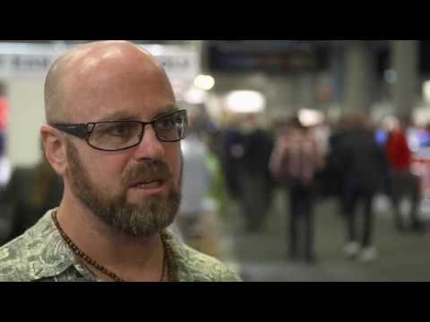 Aric Dromi at Logistik & Transport 2017