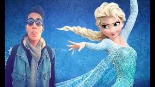 Let it go (frozen) cover by bechir (b.j) ... Ghost record production